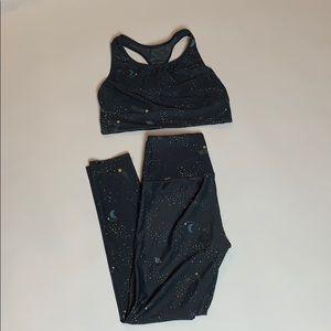 Victoria's Secret Yoga/Leggings Set